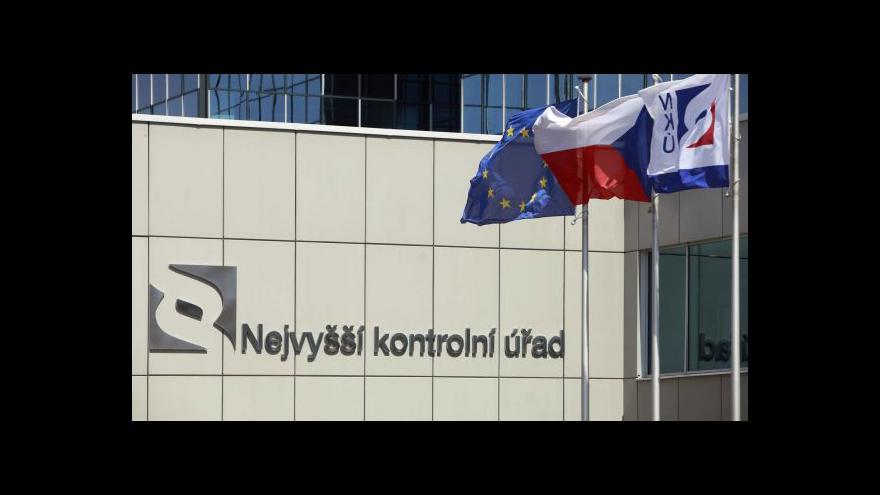 Video NKÚ našel chyby při nákupu sídla Úřadu práce ČR