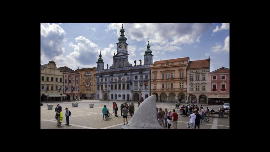 Video Zprávy ve 12: Dohoda na koalici v Českých Budějovicích