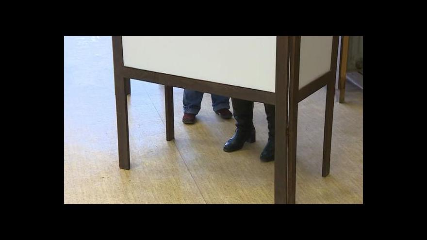 Video Filip Zdražil: Účast v referendu není vysoká