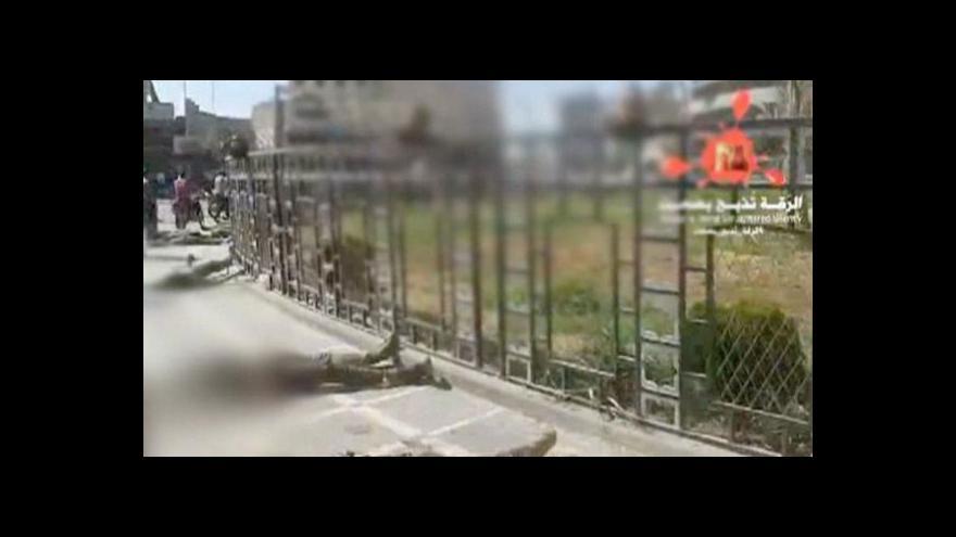 Video IS ukazuje v Rakká svou vizi krutého a nesmlouvavého státu