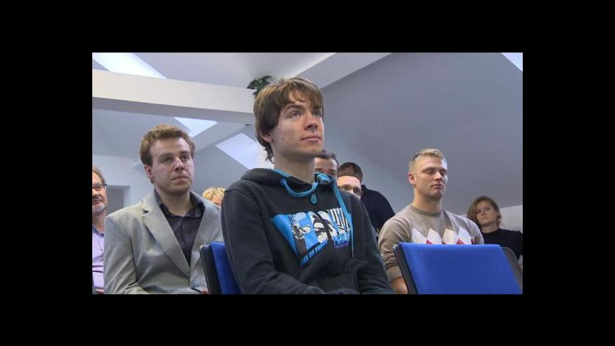 Video Studenti v registru dárců kostní dřeně