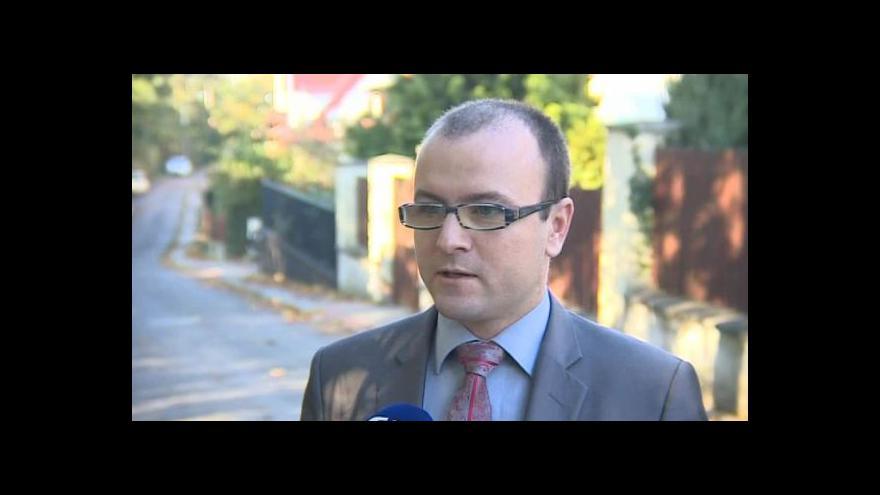 Video O útoku na inspektora hovoří mluvčí SZPI Pavel Kopřiva