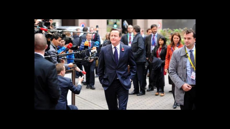 Video Británii popudilo, že má do unijního rozpočtu přilít miliardy
