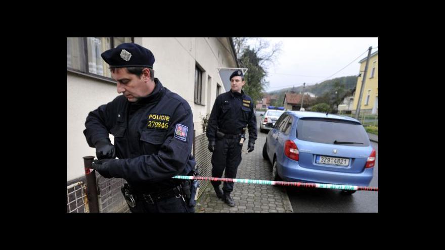 Video Druhý den evakuace v okolí Vrbětic