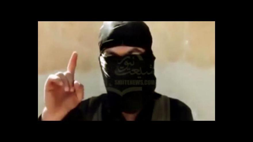 Video Osamělí vlci jako nová teroristická hrozba
