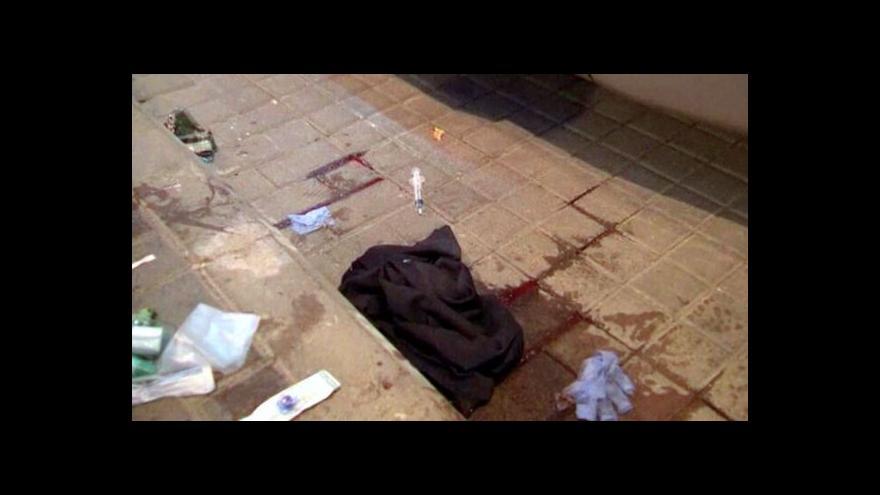 Video V Kanadě a Izraeli zabíjeli osamělí útočníci