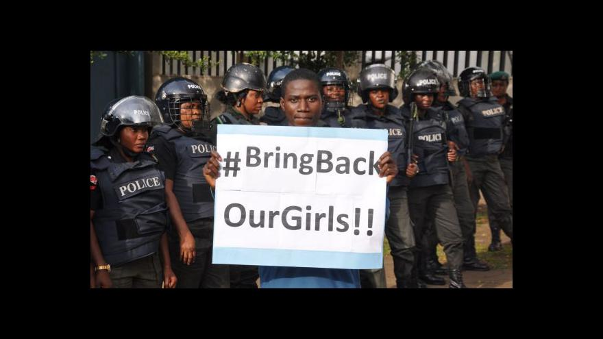 Video Propuštění nigerijských školaček zatím nikde