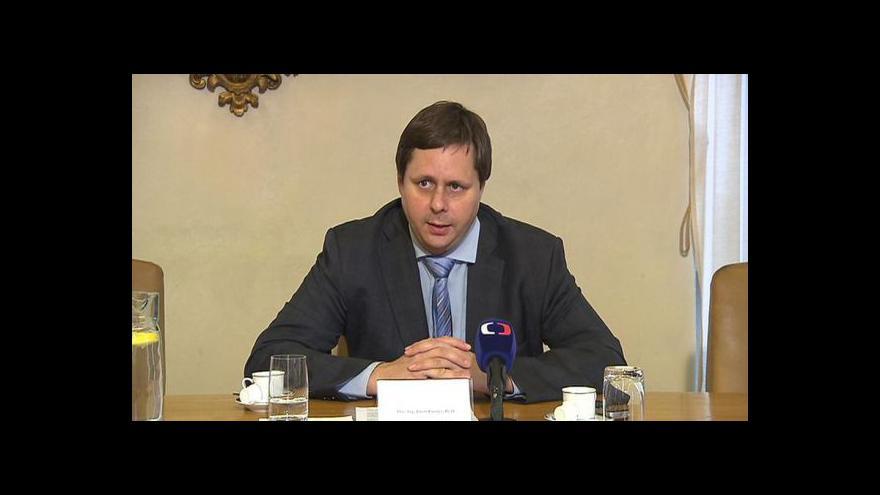 Video Brífink po jednání předsednictva Rady vysokých škol