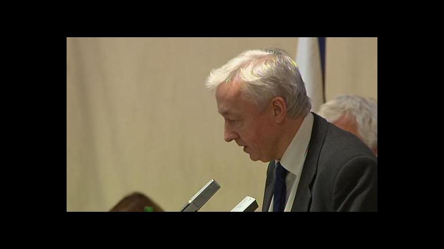 Video Senátoři a hnutí: O Sváčkovi se říká, že je ochoten jít na ruku