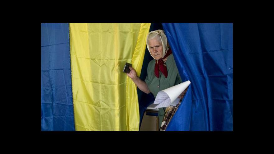 Video Redaktor ČT: Ukrajinci očekávají příchod kompetentnějších politiků