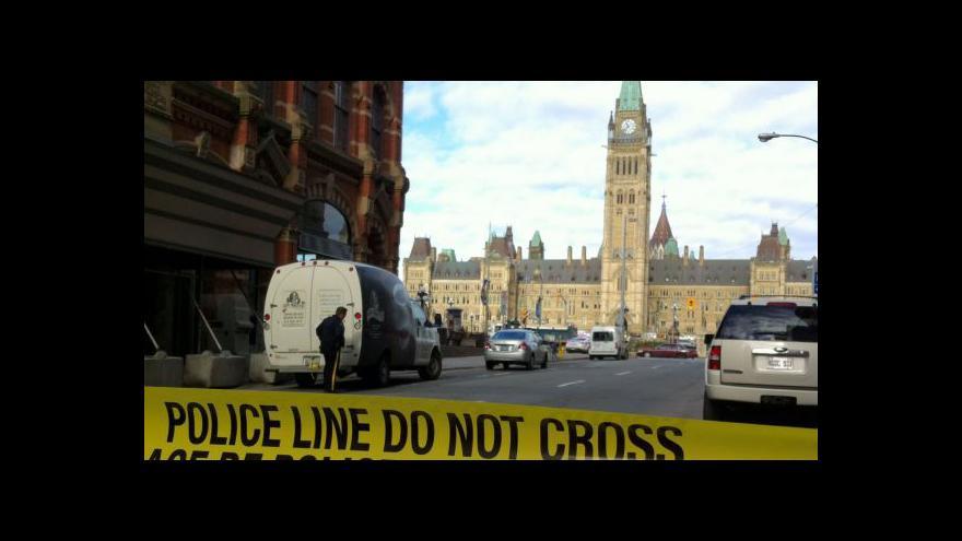 Video Svědectví novináře z Ottawy