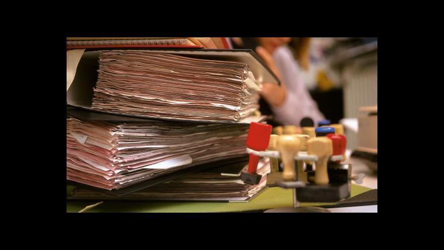 Video Události: Svaz poukazuje na nedostatky insolvenčního zákona
