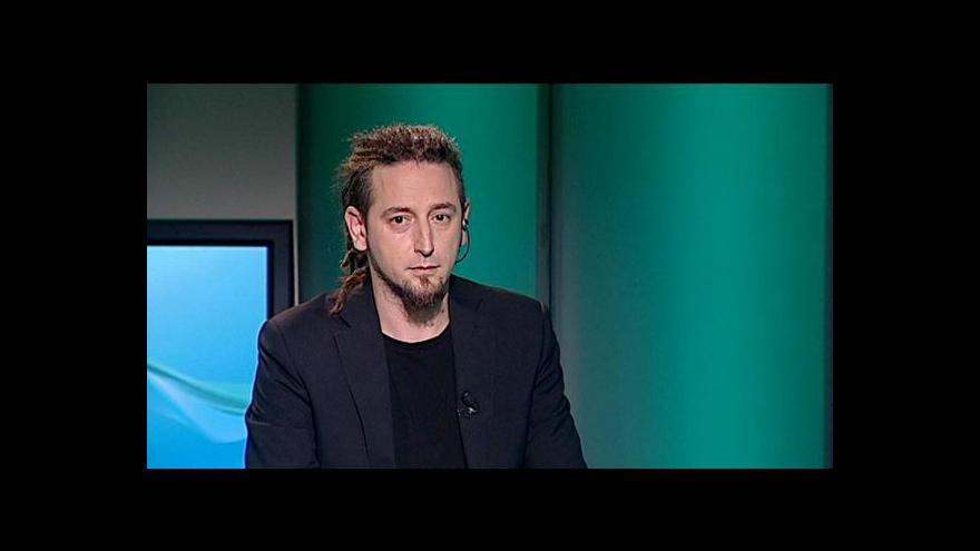 Video Hyde Park s Martinem Kameníkem