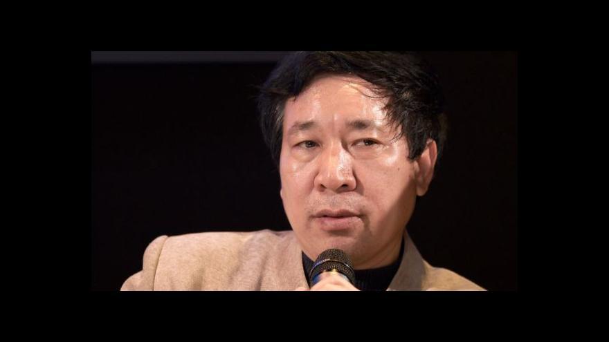 Video Cenu Franze Kafky si odnáší Číňan