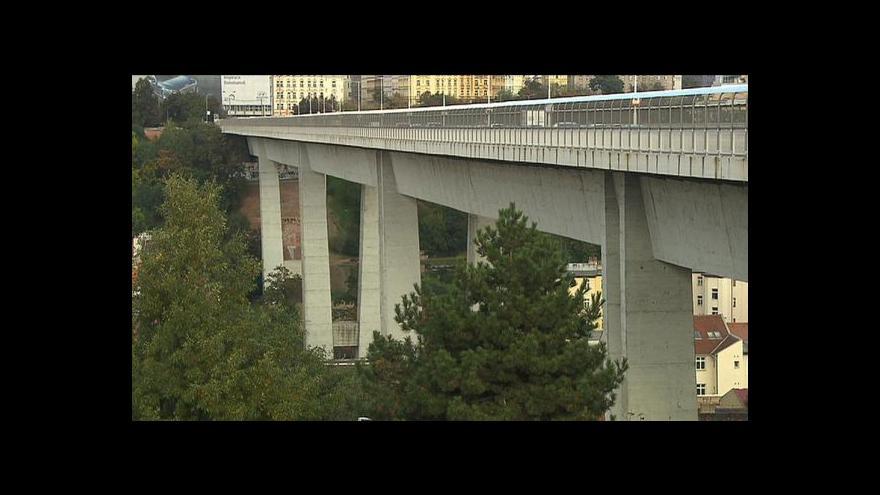 Video Historie Nuselského mostu na výstavě v NTM