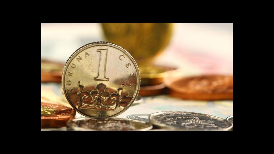 Video Události: Rozpočet prošel prvním čtením