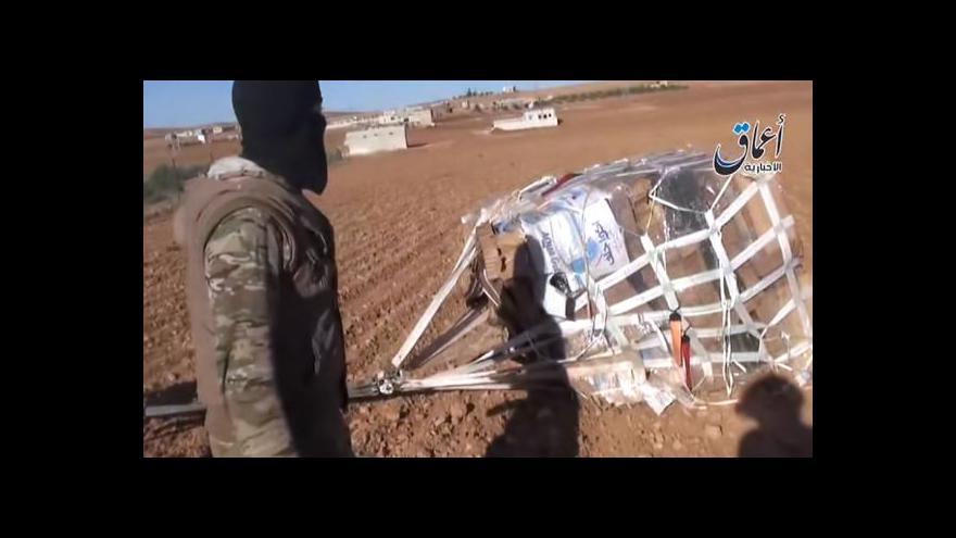 Video Západní zbraně pro Islámský stát?