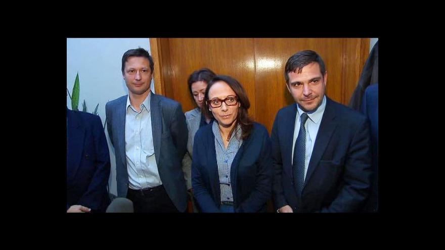 Video ANO, ČSSD a Trojkoalice se dohodly na koalici