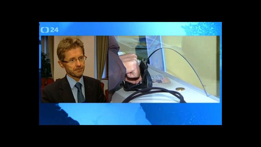 Video Senátor Vystrčil: Peníze budou ve zdravotnictví chybět