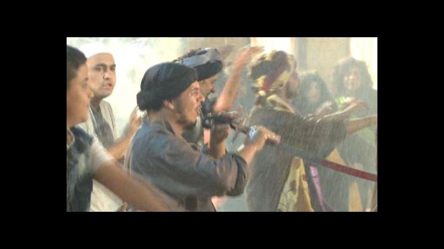 Video Irácký seriál si utahuje z Islámského státu