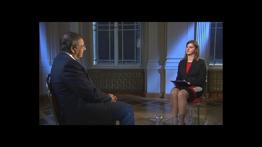 Video Rozhovor Veroniky Pitrové s Leonem Panettou