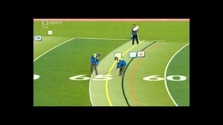 Video Špotáková byla vyhlášena atletkou měsíce září