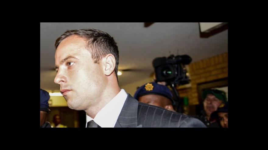 Video UDÁLOSTI: Pistorius dostal pět let