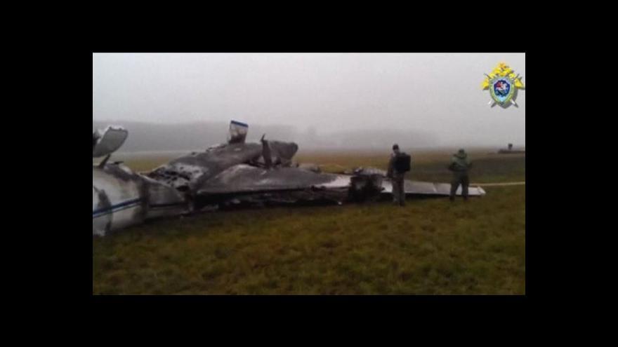 Video Šéf koncernu Total nepřežil nehodu v Moskvě
