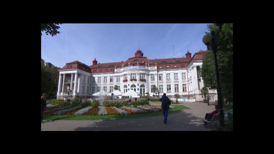 Video Karlovy Vary chtějí vytápět městské budovy termální vodou