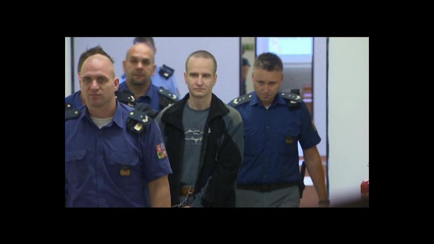 Video Události: Vražda Romana Housky před soudem