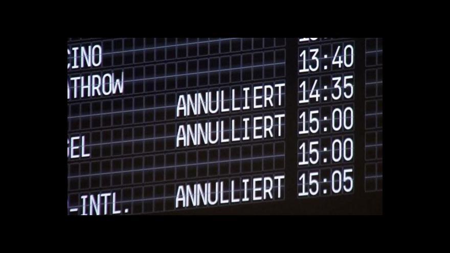 Video Piloti Lufthansy zahájili 35hodinovou stávku