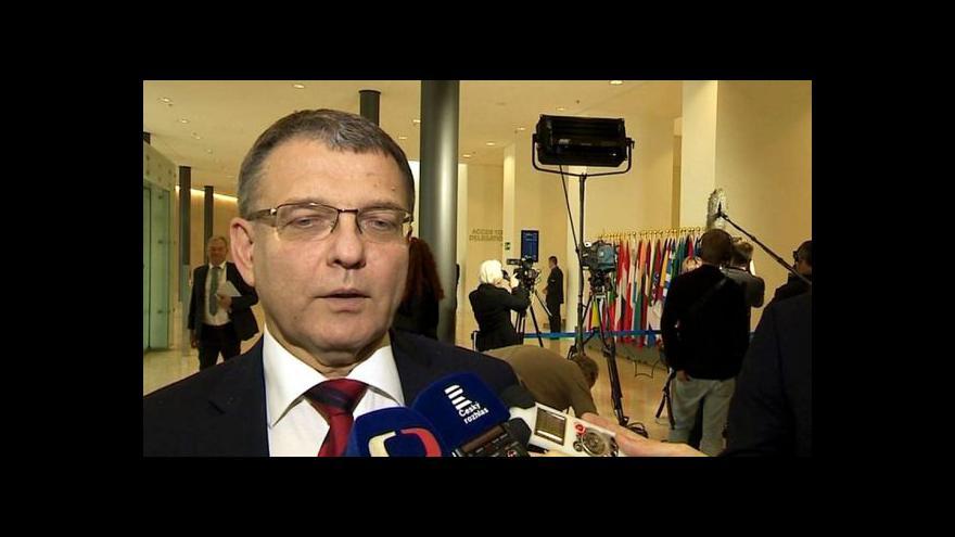 Video Lubomír Zaorálek ke zprávě BND o letu MH17