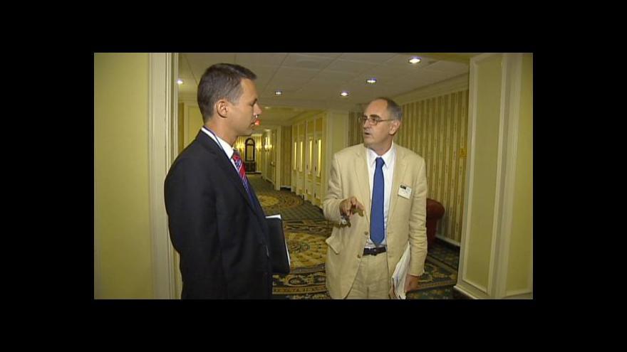 Video V USA se nad slovy českých politiků o Rusku pozastavují