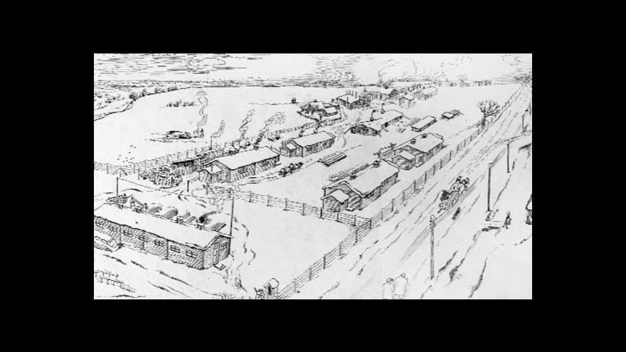 Video Události: První transport Židů z protektorátu