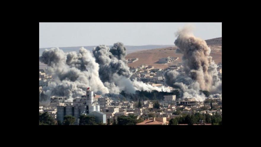 Video Islámský stát prý nasadil chemické zbraně