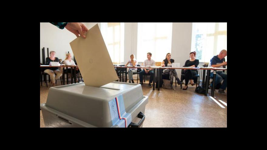 Video Volební kuriozity a čísla v Událostech ČT