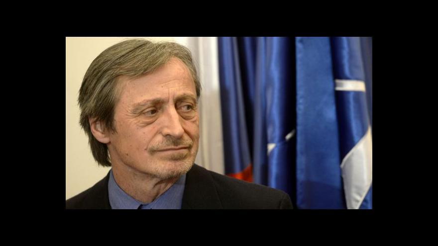 Video Ministr Stropnický: NATO nás vnímá jako aktivního a stabilního člena