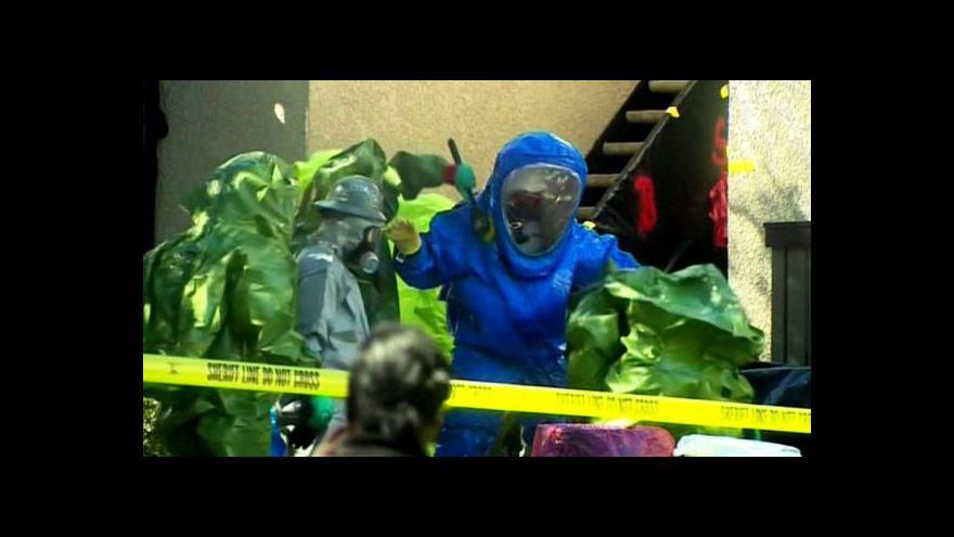 Video Filip Horký o epidemii eboly