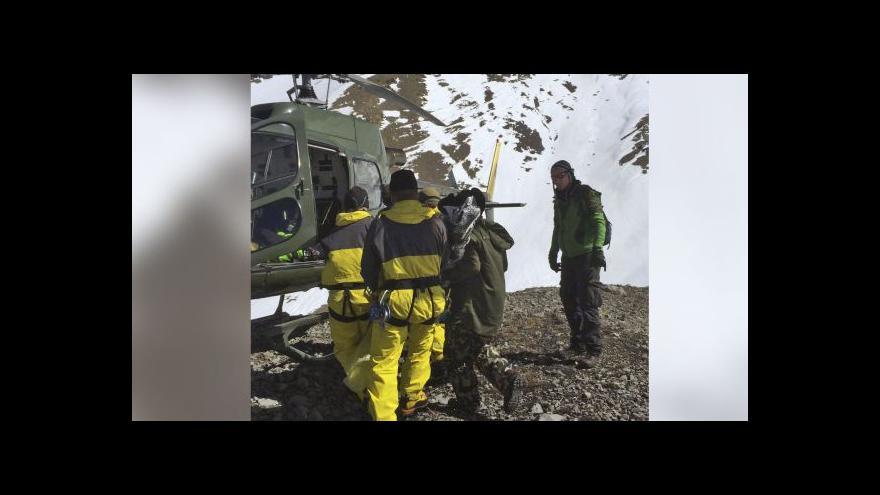 Video Události: V Nepálu se pohybuje 181 Čechů