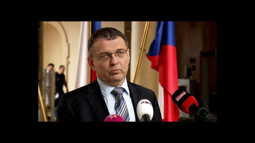 Video Lubomír Zaorálek k pohřešovaným Čechům v Nepálu