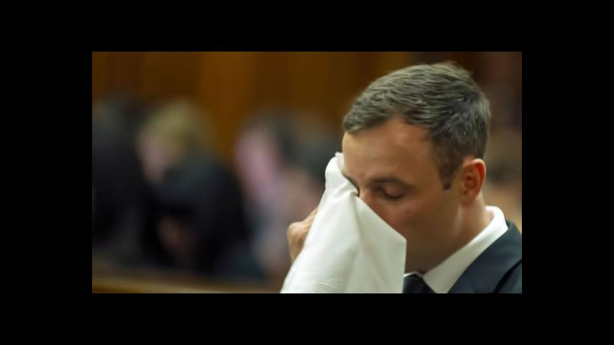 Video Bude oznámen trest pro Oscara Pistoriuse?
