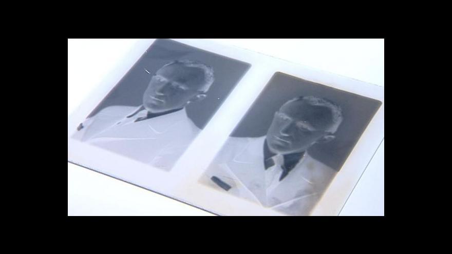 Video Národní archiv uložil unikátní sbírku fotografií
