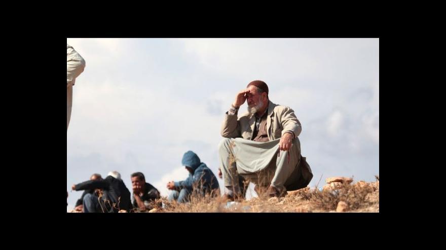 Video Islamisté se zřejmě chystají na město Kirkúk