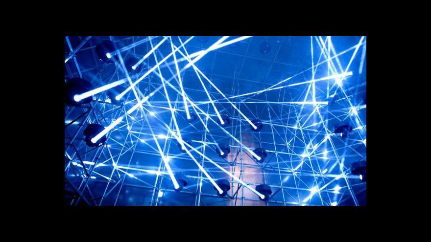 Video Festival Signal rozsvítí Prahu