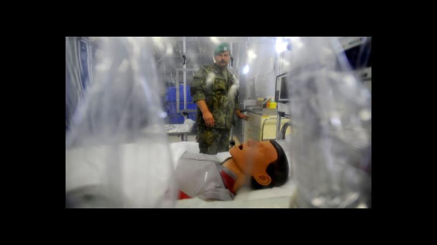 Video Vláda: Zavedeme screening pasažérů, nastartujeme nemocnici