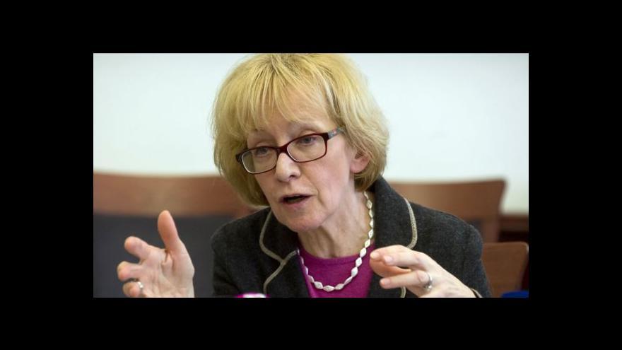 Video Válková: Opavský soud zřejmě neměl dost důkazů, přesto změnil léčbu