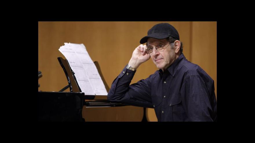 Video Steve Reich: Minimalismus není slovo pro hudebníky