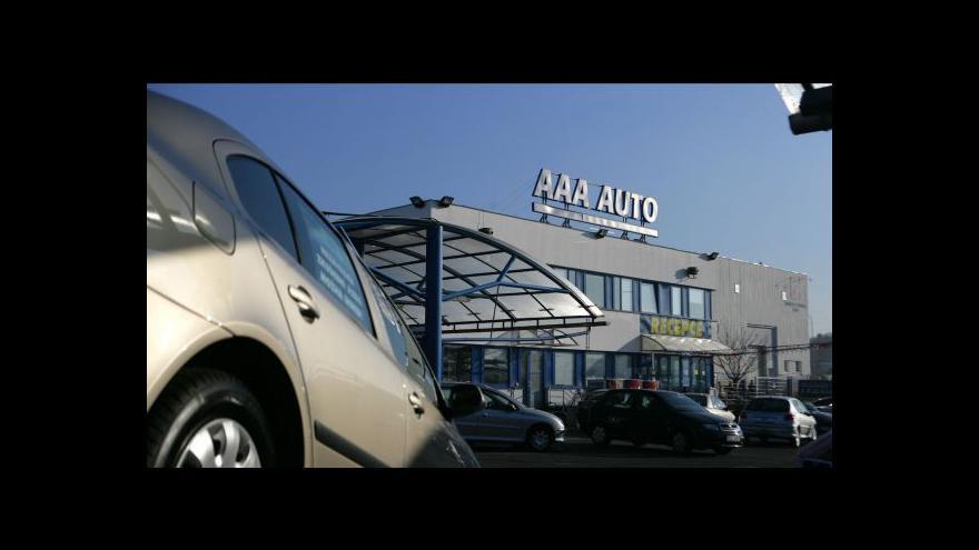 Video Ředitelka AAA Auto: Příští rok otevřeme v Česku další dvě pobočky