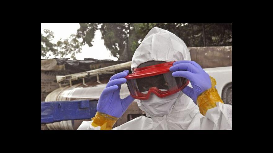 Video Druhá zdravotnice z texaské nemocnice má ebolu