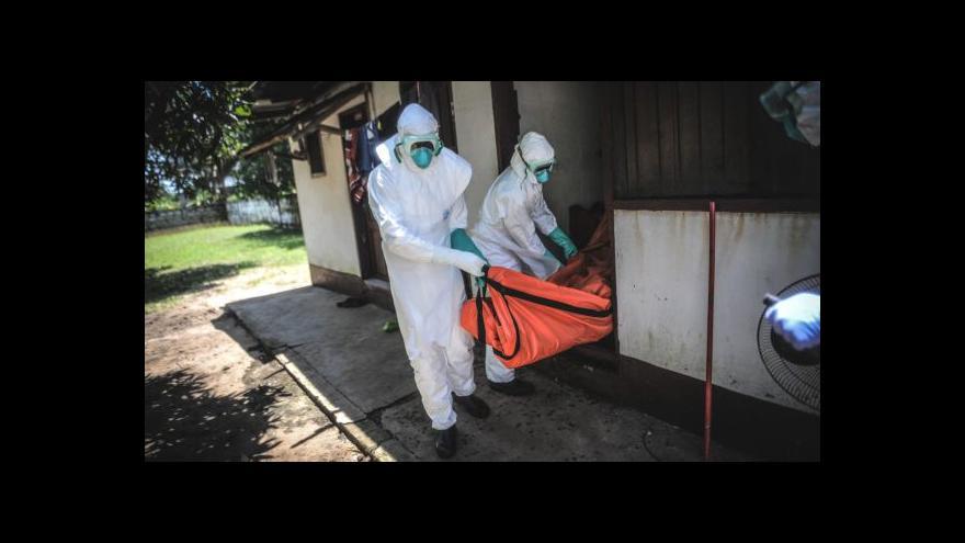 Video OSN: Svět prohrává boj s ebolou
